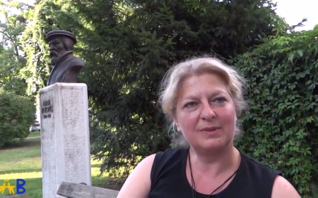 Prvi del intervjuja z gospo Vesno Vizlar, predsednico podružnice Dolenjska