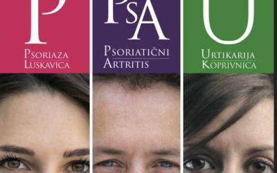 Revija psoriaza – luskavica 2019