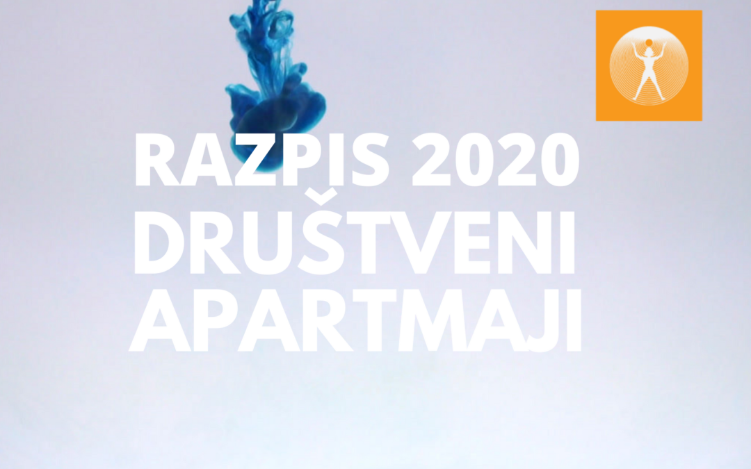 apartmaji 2020
