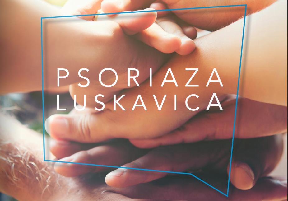 Knjiga PSORIAZA LUSKAVICA